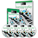 Learning to Play - Piano Lessons on DVD