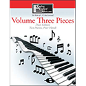 RKM Volume 3 Pieces - Duet Edition for 2 Pianos and 4 Hands